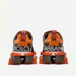 Dolce Gabbana Super Queen Ayakkabı Kadın Turuncu