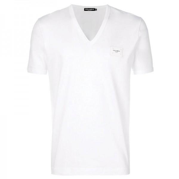 Dolce Gabbana Tişört Beyaz Erkek