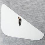 Fendi Bag Bugs Tişört Beyaz Erkek
