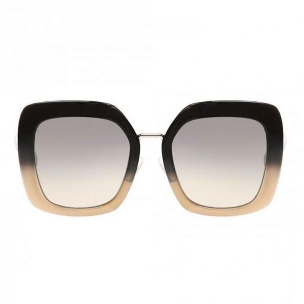 Fendi Branded Gözlük Kadın Siyah