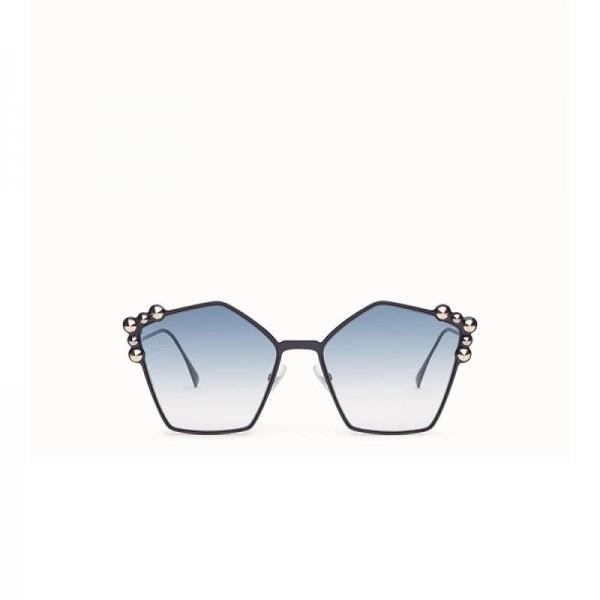 Fendi Can Eye Gözlük Kadın Mavi