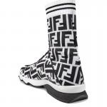 Fendi Fabric Ayakkabı Beyaz Kadın