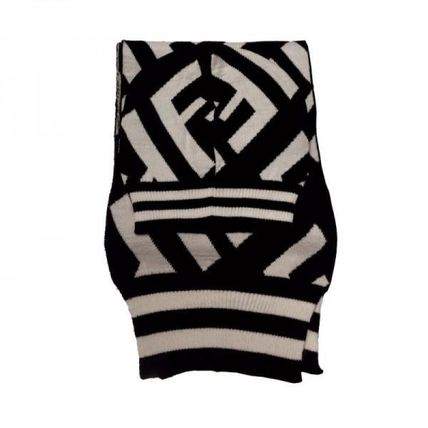 Fendi Ff Sweatshirt Siyah Kadın