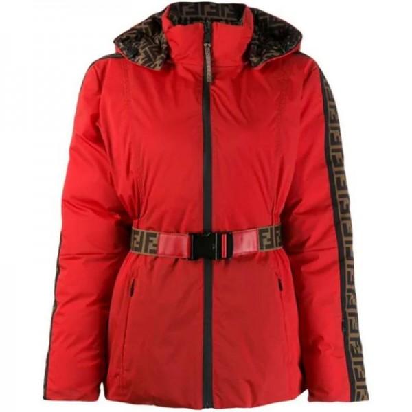 Fendi Ffabulous Mont Kadın Kırmızı