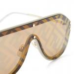 Fendi Monogram Gözlük Kadın Kahverengi