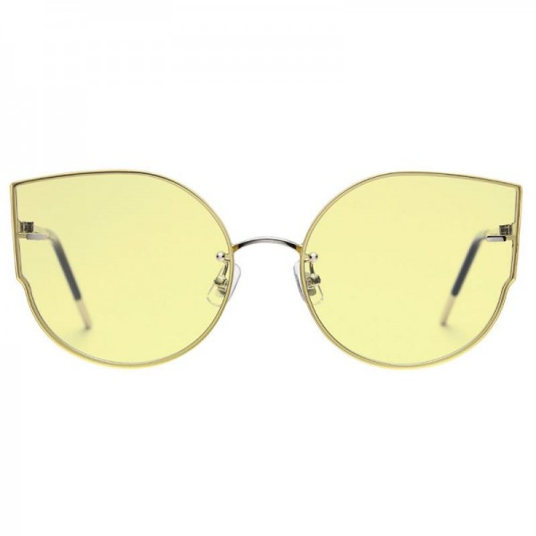 Gentle Monster Ami Adam Gözlük Sarı Güneş Gözlüğü