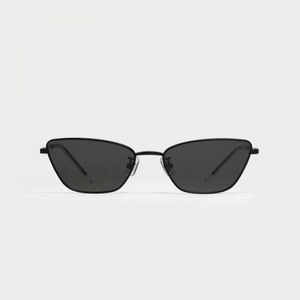 Gentle Monster Khan Gözlük Güneş Gözlüğü Siyah