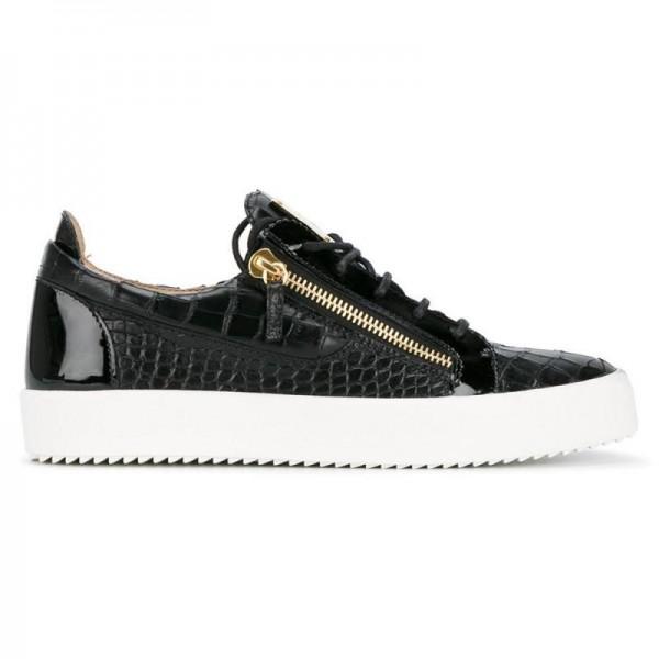 Giuseppe Zanotti Frankie Ayakkabı Siyah Erkek