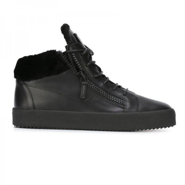 Giuseppe Zanotti Kriss Ayakkabı Siyah Erkek