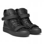Giuseppe Zanotti Taylor Ayakkabı Siyah Erkek