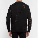 Givenchy Cuban Sweatshirt Siyah Erkek