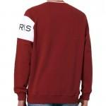 Givenchy Logo Sweatshirt Kırmızı Erkek