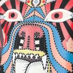 Givenchy Tribal Tişört Siyah Kadın