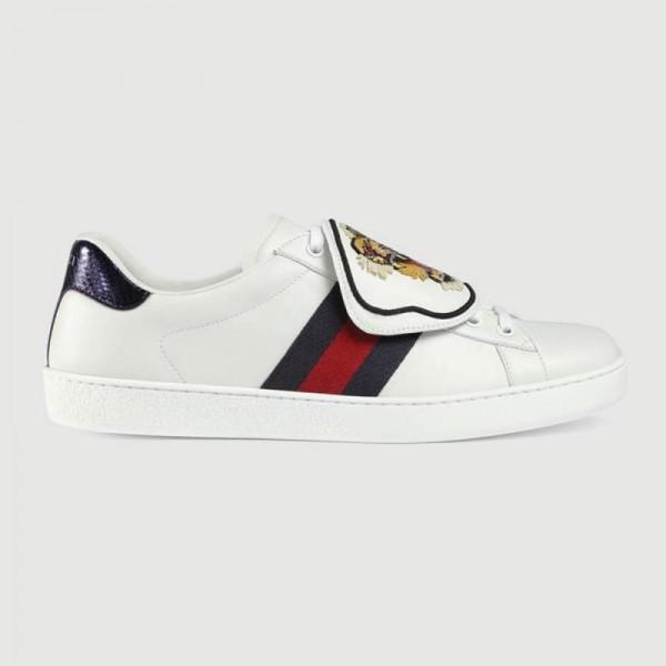 Gucci Ace Ayakkabı Beyaz Erkek