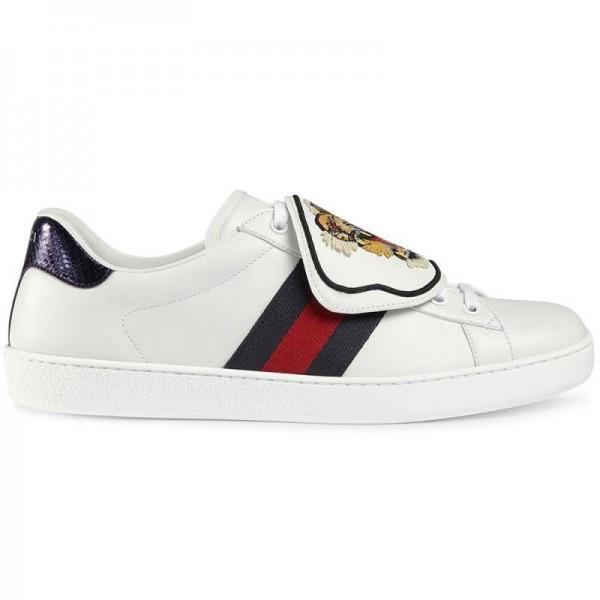 Gucci Ace Ayakkabı Beyaz Sneakers