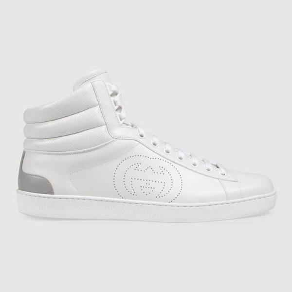 Gucci Ace Ayakkabı Erkek Beyaz