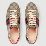 Gucci Ace Ayakkabı Sarı Kadın