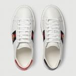 Gucci Ace Bee Ayakkabı Beyaz Kadın