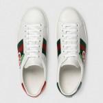 Gucci Apple Ayakkabı Erkek Beyaz