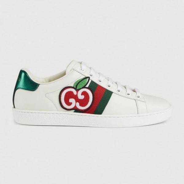Gucci Apple Ayakkabı Kadın Beyaz