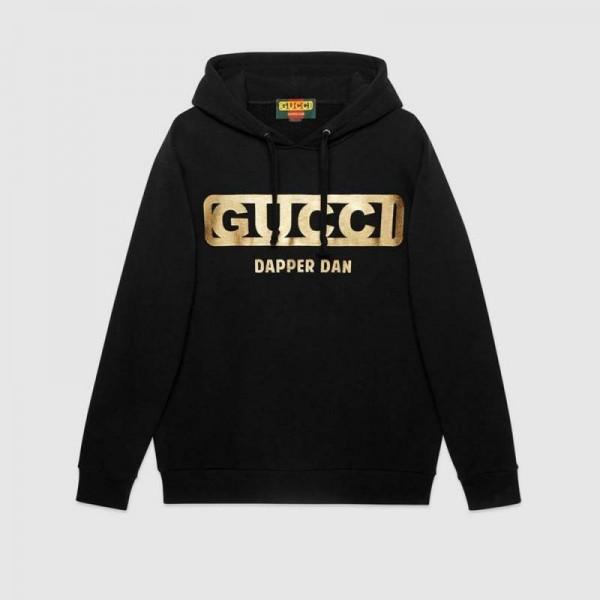 Gucci Dapper Sweatshirt Siyah Erkek