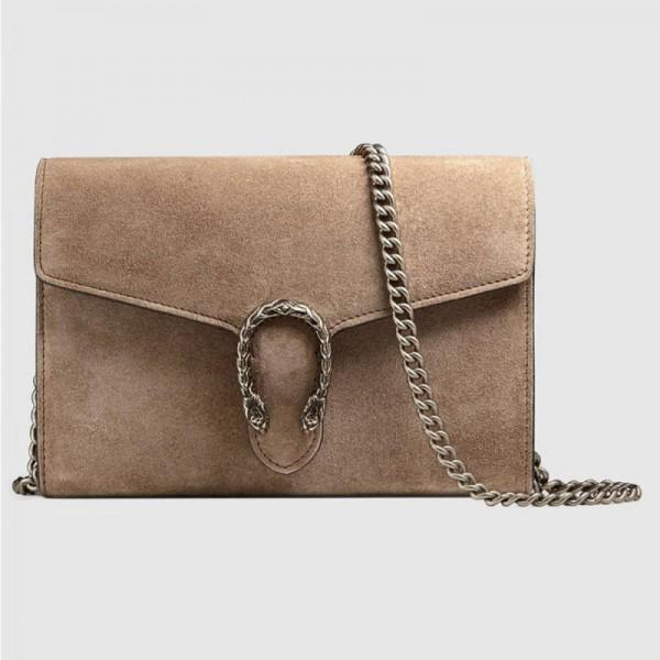 Gucci Dionysus Mini Çanta Krem Kadın