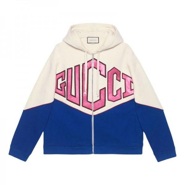 Gucci Game Sweatshirt Erkek Beyaz