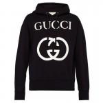 Gucci Gg Sweatshirt Erkek Siyah