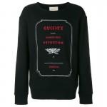 Gucci Guccify Sweatshirt Siyah Erkek
