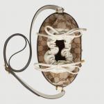 Gucci Horsebit Çanta Kadın Beyaz