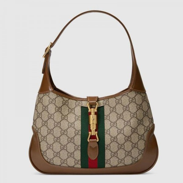 Gucci Jackie Çanta Kadın Kahverengi