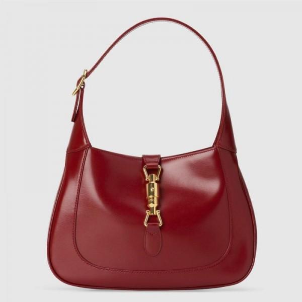Gucci Jackie Çanta Kadın Kırmızı