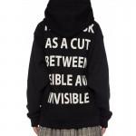 Gucci Manifesto Sweatshirt Kadın Siyah
