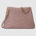Gucci Marmont Medium Çanta Bej Kadın
