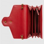 Gucci Marmont Mini Çanta Kırmızı Kadın