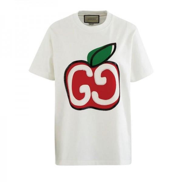 Gucci Mela Tişört Kadın Beyaz