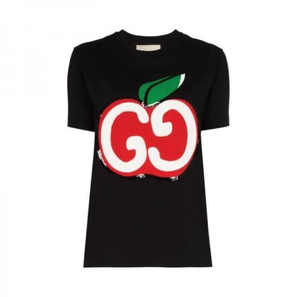 Gucci Mela Tişört Kadın Siyah