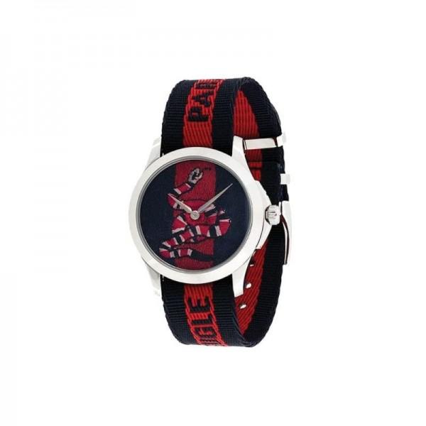 Gucci Merveilles Saat Kırmızı Erkek