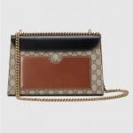 Gucci Padlock Medium Çanta Siyah Kadın