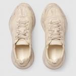 Gucci Rhyton Ayakkabı Erkek Beyaz