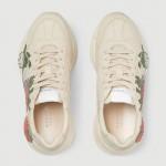 Gucci Rhyton Ayakkabı Kadın Beyaz