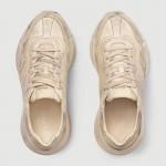 Gucci Rhyton Leather Ayakkabı Kadın Beyaz
