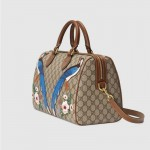 Gucci Souvenir Çanta Krem Kadın