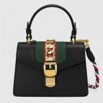 Gucci Sylvie Mini Çanta Siyah Kadın