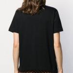 Gucci Tennis Tişört Kadın Siyah