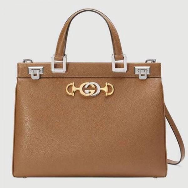 Gucci Zumi Çanta Kadın Kahverengi