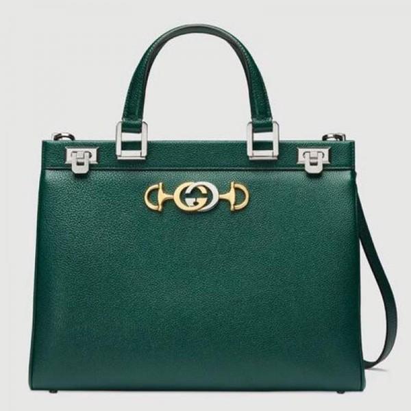 Gucci Zumi Çanta Kadın Yeşil
