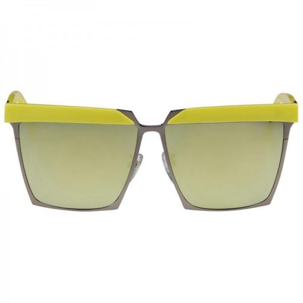 Irresistor Rave Gözlük Sarı Güneş Gözlüğü