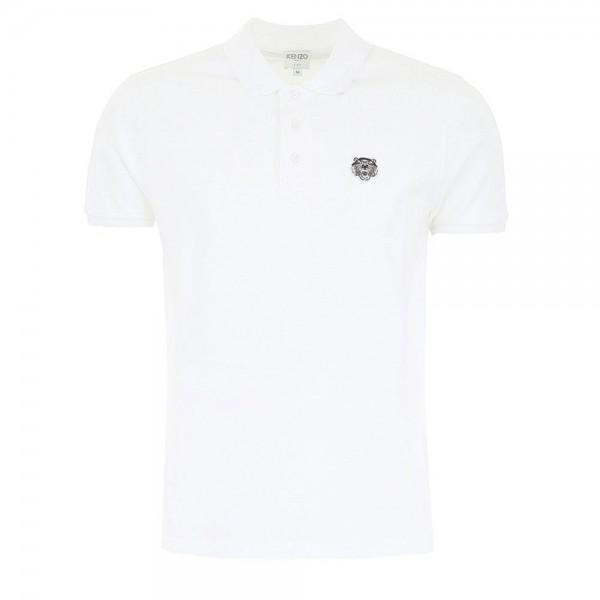 Kenzo Polo Tişört Erkek Beyaz