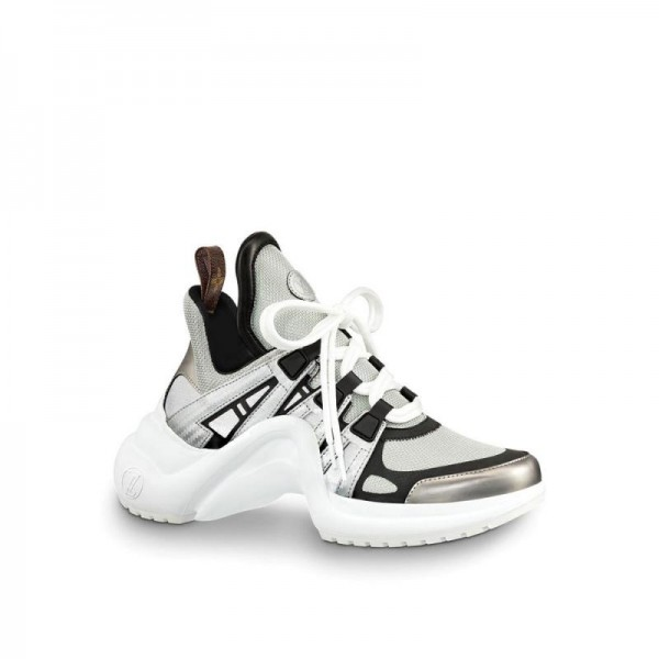 Louis Vuitton Archlight Ayakkabı Beyaz Kadın